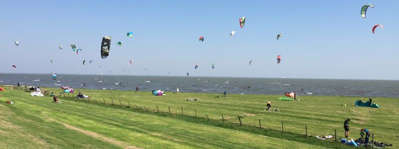 Kitespot Edam