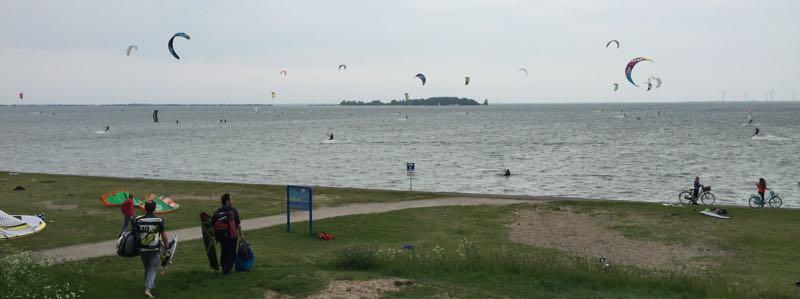 Kitespot Muiderberg