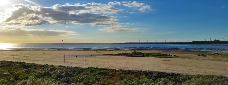 Kitespot Oostvoorne