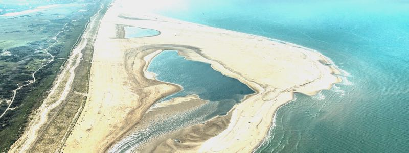 Kitespot zandmotor