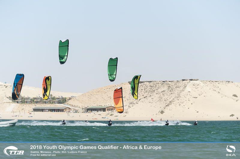 Kitesurfen junior olympische spelen 2018