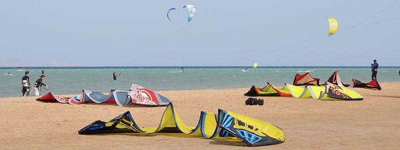 Dakhla Marokko kitesurfspot
