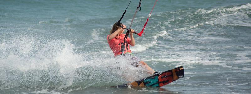 Kitesurf wedstrijden structuur