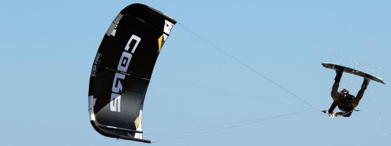 Impact core-kiteboarding