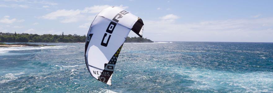 Core nexus by 35 knots