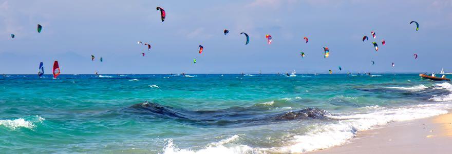 Waarom is kitesurfen slecht voor het milieu?