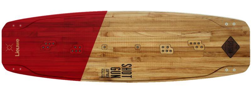 Lieuwe boards Shotgun