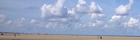 Kitesurfregeln in Belgien - 35 KNOTS