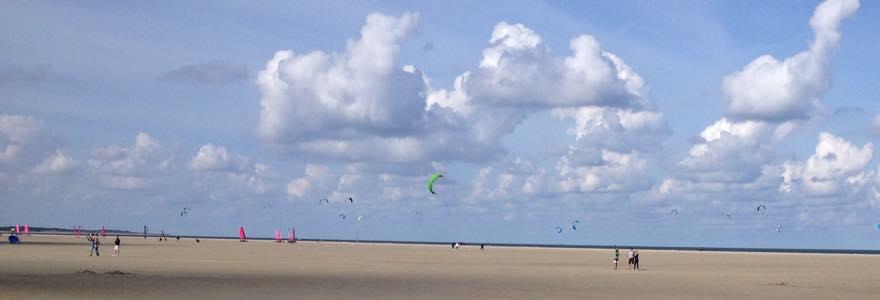 Kitespot Baarland