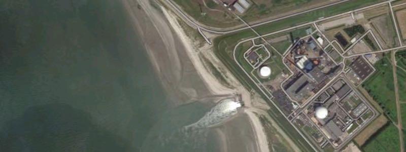 Kitesurf spot Borssele