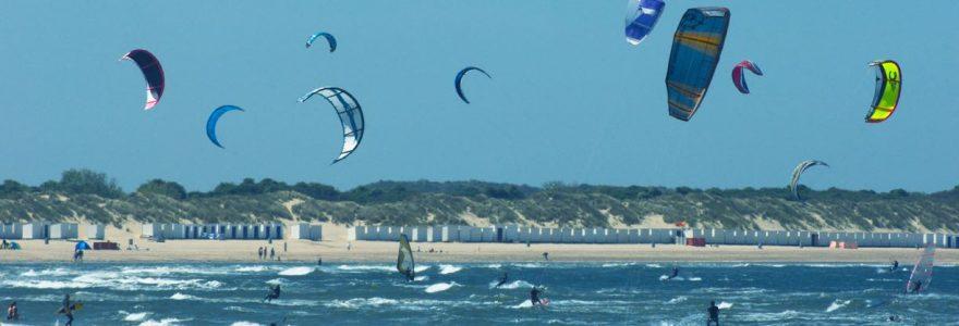 Kitesurfspot Vrouwenpolder