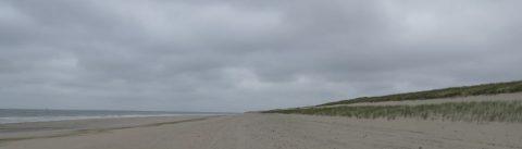 Kitesurfing spot Schiermonnikoog (North Sea side pole 3) - 35 KNOTS