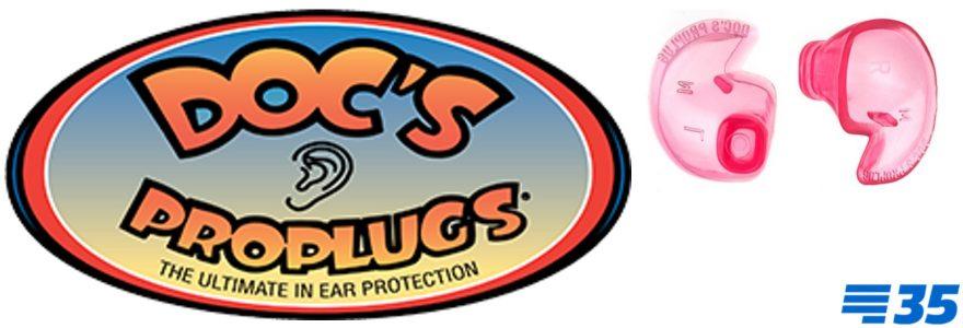 doc's pro earplugs