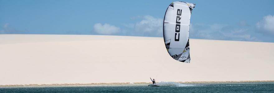 Core XR6 high performance kite