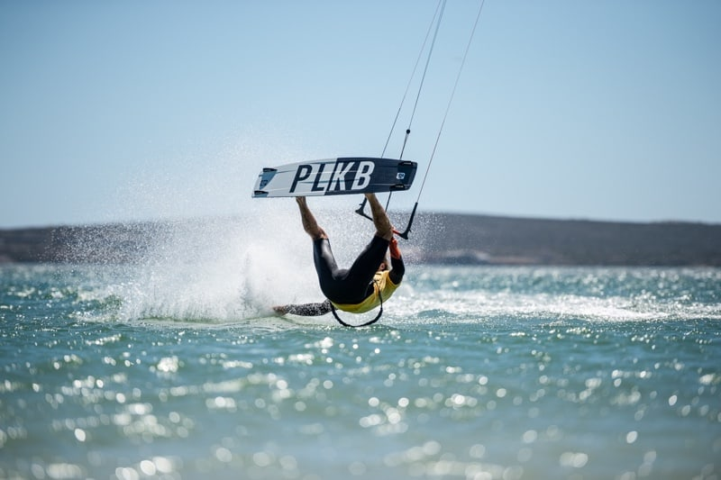 PLKB Capital kiteboard