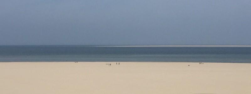 Strand bij Cocksdorp Texel