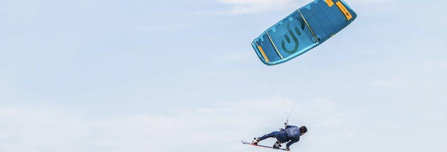 Kite reviews - 35 KNOTS
