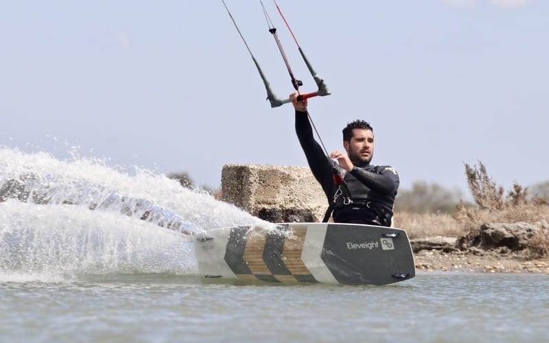Process kiteboard