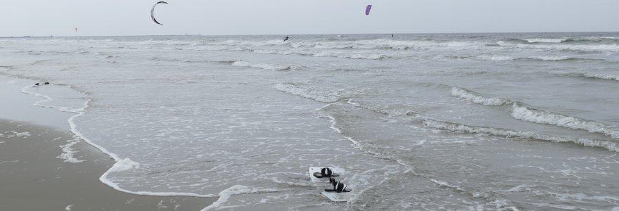 Kitesurfspot Ameland Buren