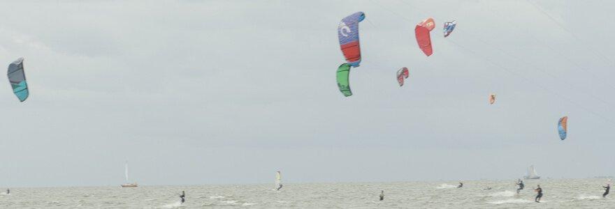 kitesurfspot Amstelmeer
