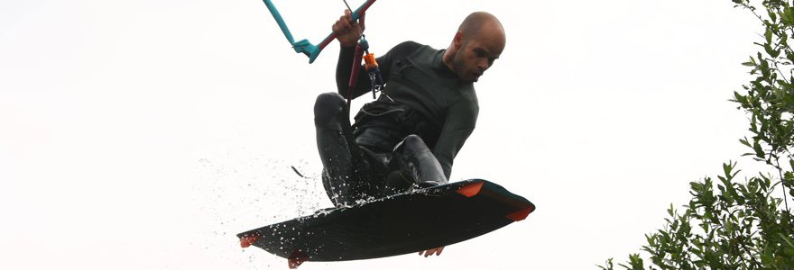 Kitesurfspot Giethoorn