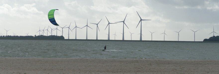 Kitesurfspot Lemmer
