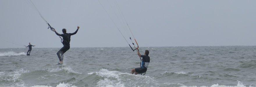 Kitesurfspot Rockanje