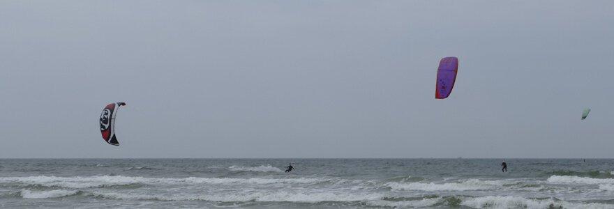 Kitesurfspot Groenestrand