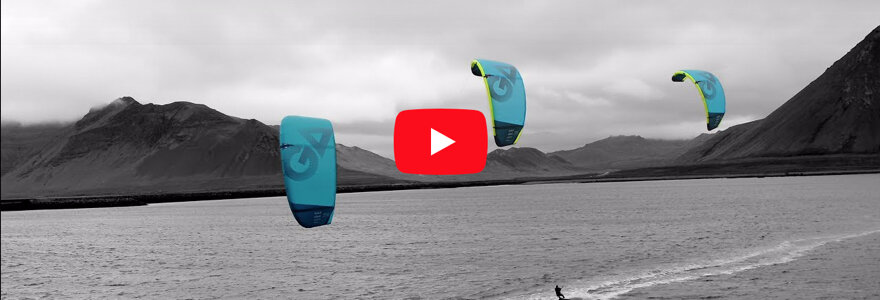 Kitesurfen in IJsland