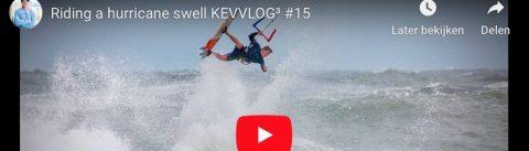 Kitesurf dragging on a foil board - 35 KNOTS