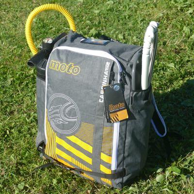 Cabrinha Moto 2020 kite-tas