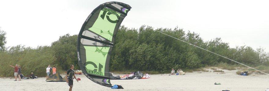 Kitesurfspot Makkum