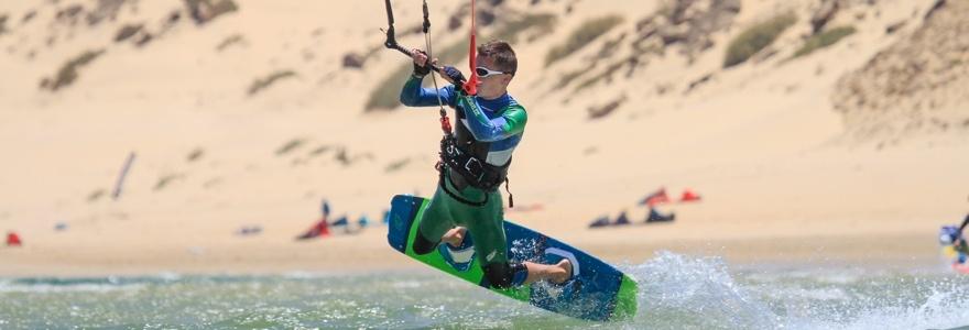 Kris Sutherland interview met de onbekende kitesurfer