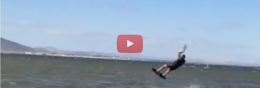 Kitesurfing en La Manga 04 Mar Menor