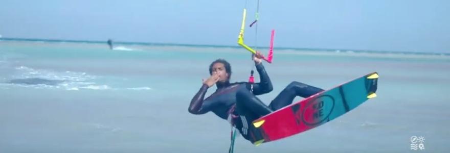 Kiteboarding El Gouna
