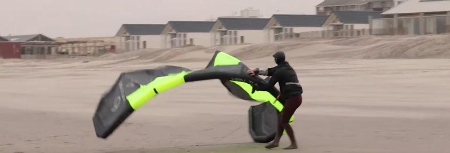 Surf en beach Katwijk aan Zee