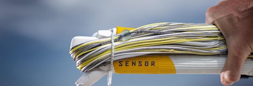 Sensor 3 Core kites