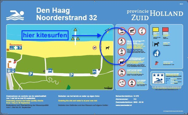 Kitespot Scheveningen Noorderstrand