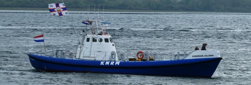 KNRM bouwt acht nieuwe reddingboten