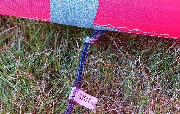 Opbergtas eleveight RS v5 kite new struts