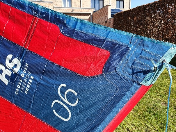Eleveight RS v5 kite leading edge