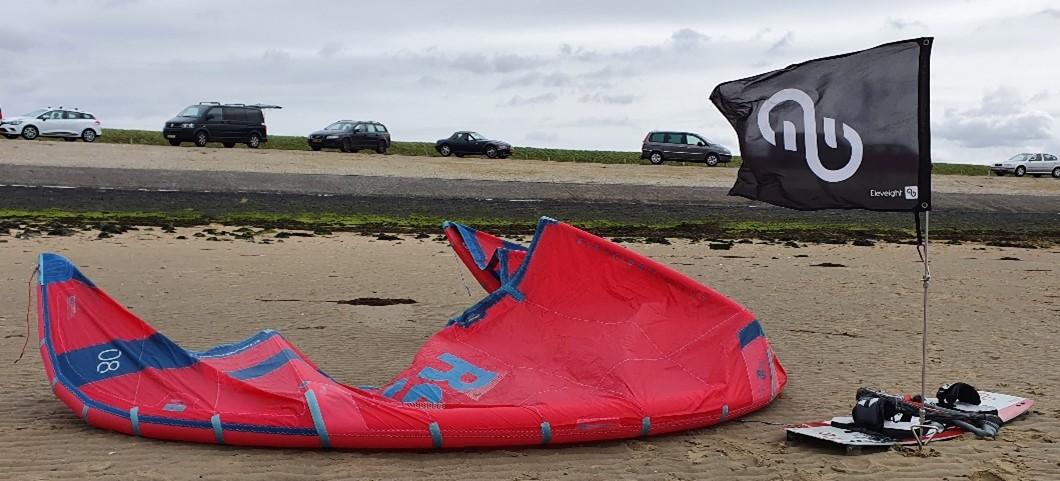 Eleveight RS v5 - kite review all-round kite