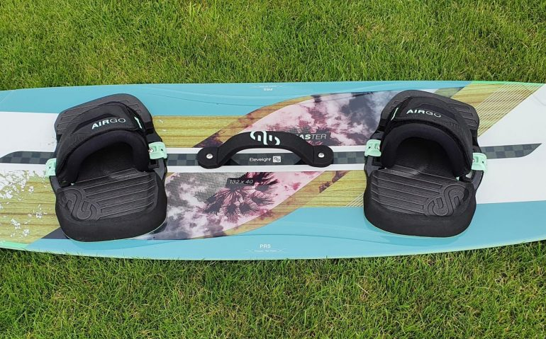 Eleveight master S board review - 35 KNOTS